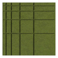 ecoustic linear acoustic tile