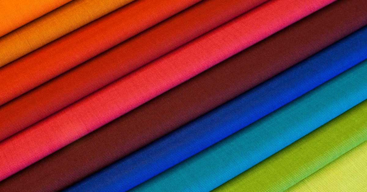 Source various color textile
