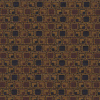 sample of Vienna Tile Bronze/Black textile