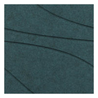 ecoustic drift aqua colored acoustic tile