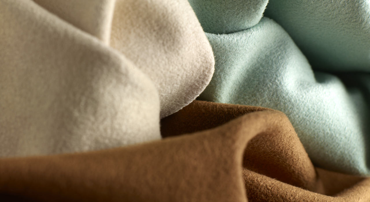 Persuede assorted colorways bunched