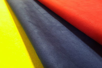 Persuede various colors textile 3