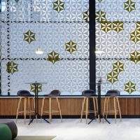 airflake wall tile sound absorption stools bartables window installation
