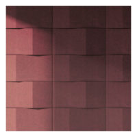 purple acoustic panels