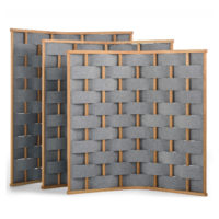 bower acoustic screens